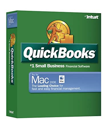 QuickBooks Pro 2006 for Mac [Old Version]