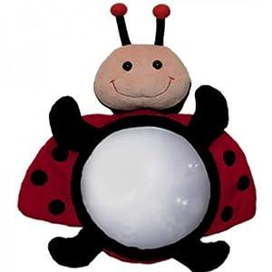 MIYALI Luca Espejo Vigilabebé (Ladybug) - Bebe Hogar