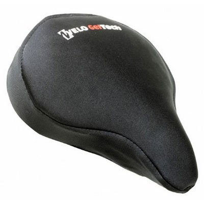 Sunlite Cloud Nine Gel Bicycle Seat Cover, for Cruiser or Exercise Bikes