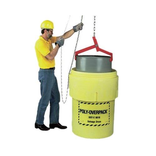 Westgate Mfg 240102 Salvage Drum Lifter - 85 gallon