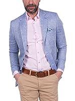 SIR RAYMOND TAILOR Blazer Jacket Grip (AZUL)