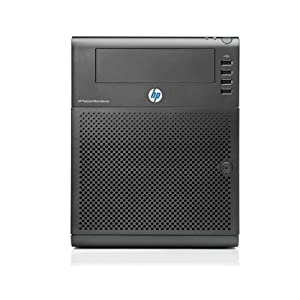 HP ProLiant MicroServer N54L 250GB モデル 7049410-AAAA