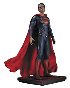 Superman 1:6 Scale Man of Steel Superman Iconic Statue