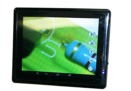 Walter Products Lcd8.0 Metal Microscope Camera With Android Tablet