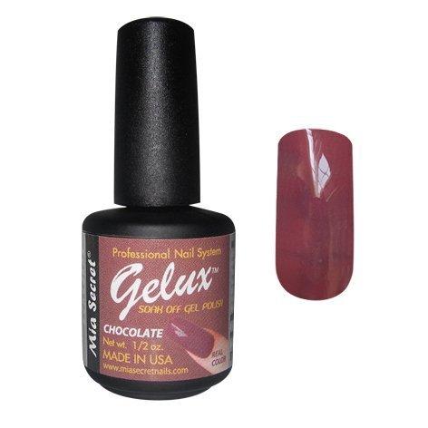 Mia Secret Gelux Soak Off Gel Polish Chocolate