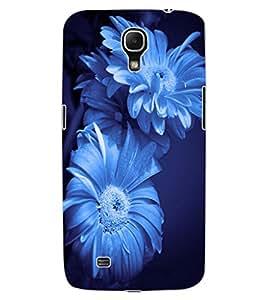 ColourCraft Beautiful Flowers Design Back Case Cover for SAMSUNG GALAXY MEGA 6.3 I9200