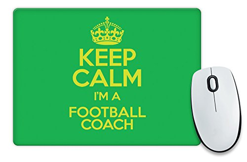 green-keep-calm-im-a-football-coach-mouse-mat-colour-3290