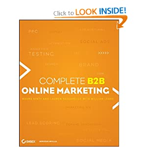 Complete B2B Online marketing kansilehti