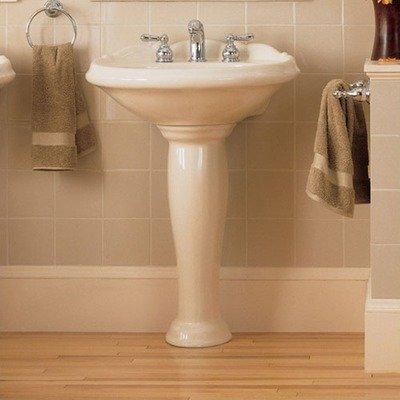 Simple American Standard Reminiscence Pedestal Sink