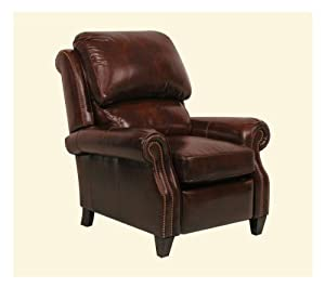 BarcaLounger Churchill II Recliner - Double Fudge