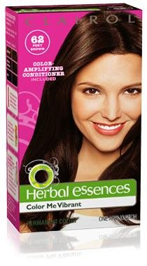 Clairol Herbal Essences Hair Color, 62 Medium Brown