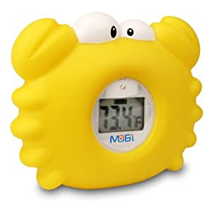 buy mobi temptub digital baby bath thermometer crab online at low prices in. Black Bedroom Furniture Sets. Home Design Ideas