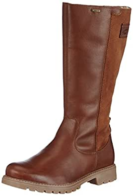camel active womens iona boots brown nut 7 5 uk. Black Bedroom Furniture Sets. Home Design Ideas