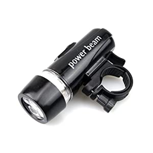 Waterproof 5-led Bike Bicycle Cycling Head Light Flashlight **laptop Parts Store**