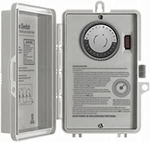 GE 15207 24-Hour Electrical Water Heater Timer