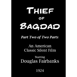 Thief of Bagdad - Part 2