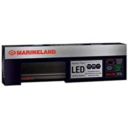 Marineland Aquatic Plant LED Light with Timer, 18- to 24-Inch