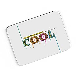 PosterGuy A4 Mouse Pad - Being Nice Makes You Cool | Designed by: SM Creative
