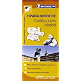 Castilla Y Leon, Madrid (Michelin Regional Maps)