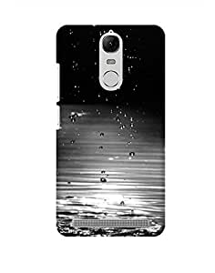 Pick Pattern Back Cover for Lenovo K5 Note