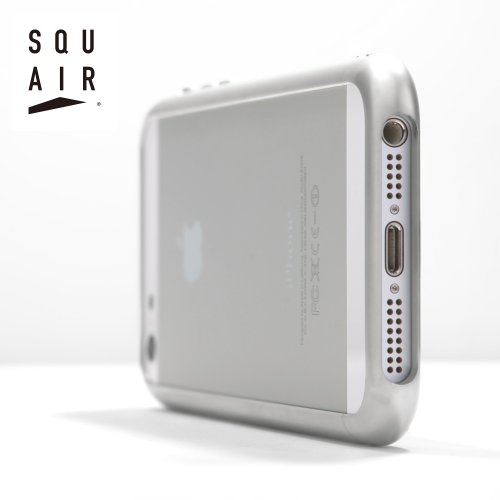 Great Sale Duralumin A7075 Curvacios Bumper for iPhone 5 / 5S White