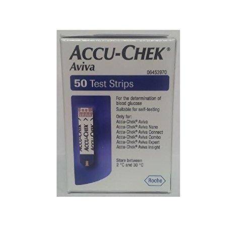 Accu-Chek Aviva Glucose Test Strips