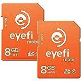 Eyefi mobi8FF2 Mobi 8GB 2 pack orange