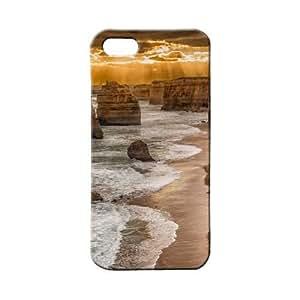 BLUEDIO Designer 3D Printed Back case cover for Apple Iphone 5 / 5S / SE - G5391