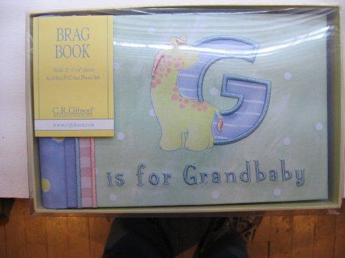 G is for Grandbaby - Brag Book