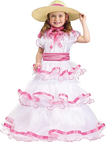 Sweet Southern Belle Toddler Costume