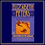 Crocodile on the Sandbank: The Amelia Peabody Series, Book 1 (       UNABRIDGED) by Elizabeth Peters Narrated by Barbara Rosenblat