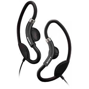 Sony MDR-AS21 Casque Audio Sport type tour d'oreille mini-écouteurs Noir