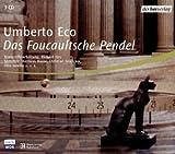 Das Foucaultsche Pendel - 3 CDs. -
