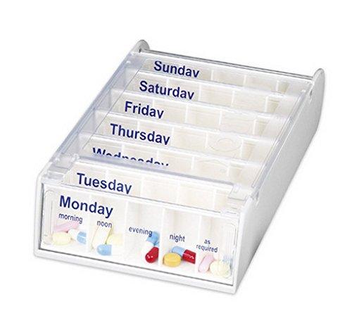 Ability Superstore Anabox Medikamentenbox,