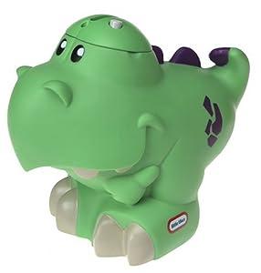 Little tikes penny pals piggy bank rex the - Dinosaur piggy banks ...