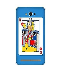 Simpson King Asus Zenfone 2 Case