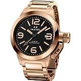 TW Steel Damen-Armbanduhr Canteen Style bracelet Analog Quarz Edelstahl beschichtet TW-311