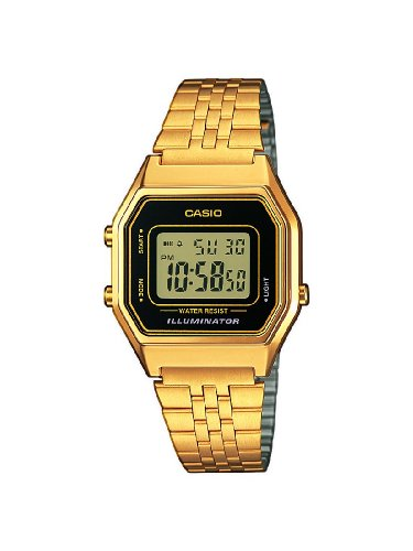 Casio Collection LA680WEGA-1ER - Orologio da Polso Donna