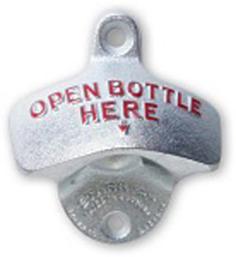 Starr Wall Mounted Bottle Opener