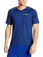 Brooks Camiseta Manga Corta (Azul)