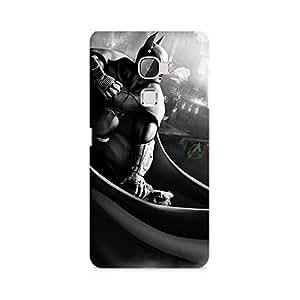 Motivatebox- Batman Cloak City Fist Premium Printed Case For LeEco Le Max -Matte Polycarbonate 3D Hard case Mobile Cell Phone Protective BACK CASE COVER. Hard Shockproof Scratch-