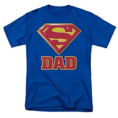 Super Dad T-Shirt - SuperMan
