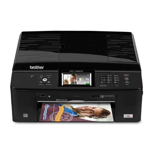 Brother Printer MFCJ825DW Wireless Color Photo Printer with Scanner, Copier and Fax at Amazon.com