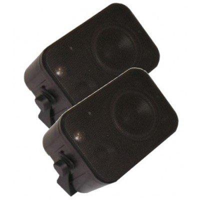 XTC-LSM1-BL-3-Wege-Stereo-Kompakt-Lautsprecher-Schwarz-Paar