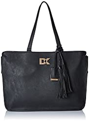 Diana Korr Womens Handbag (Black) (DK88HBLK)