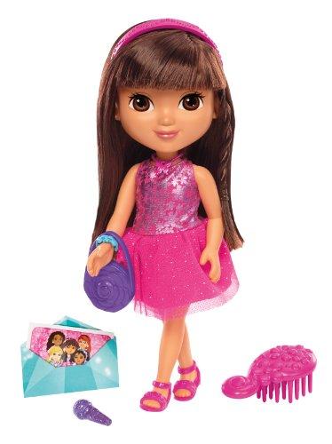 Fisher-Price Nickelodeon Dora & Friends Dance Party Dora - 1
