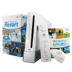 Nintendo Wii Sports & Resort Special Value Edition