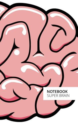 Super Brain Lined Notebook