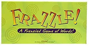 Reveal Entertainment Frazzle Board Game