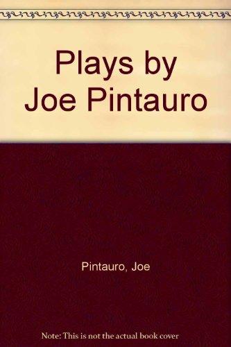 Plays by Joe Pintauro